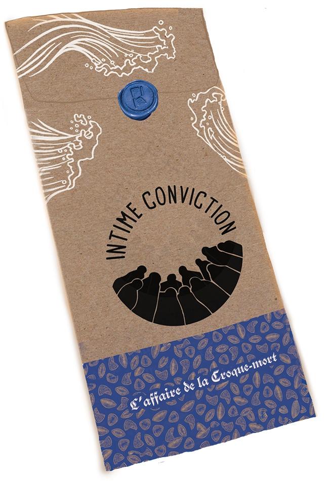 Intime Conviction - n°4 : L\'Affaire de la Croque-Mort