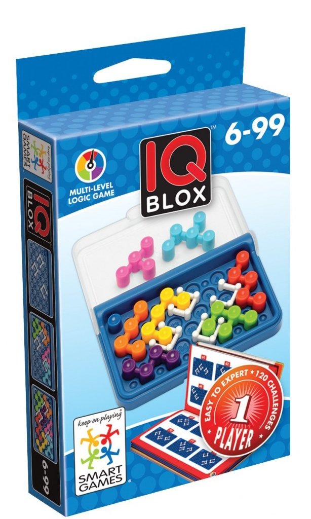iq blox smart games jeux de soci t boutique. Black Bedroom Furniture Sets. Home Design Ideas