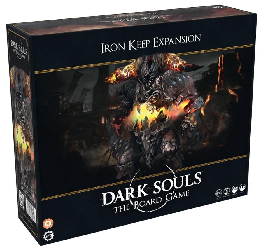 Boite de Iron Keep - Extension Dark Souls