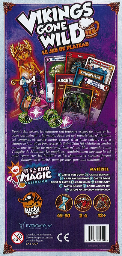 It\'s a Kind of Magic VF - Extension Vikings Gone Wild
