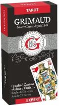 Jeu de 78 cartes - Tarot - Grimaud Expert - Étui Carton