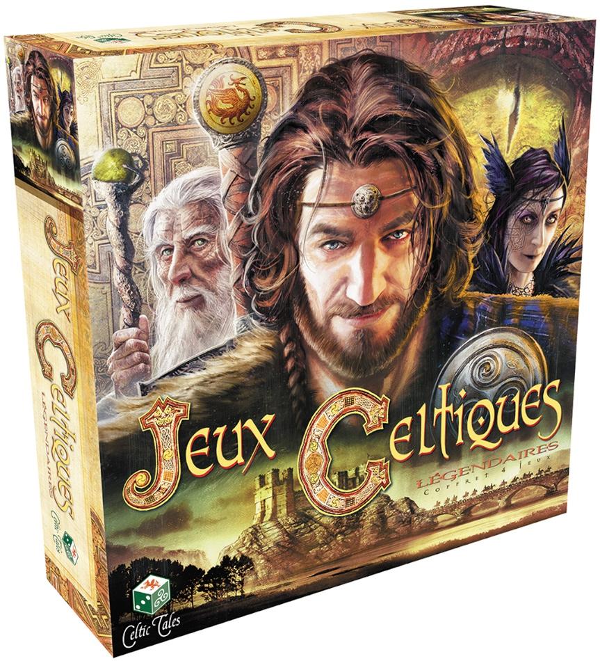 Jeux Celtiques Légendaires