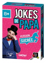 Jokes de Papa : Extension Sucrée