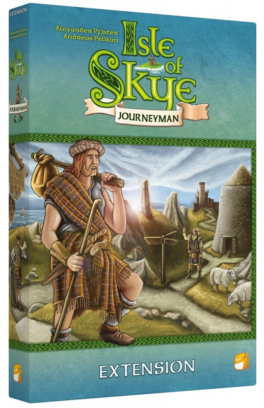 Journeyman - Extension Isle Of Skye