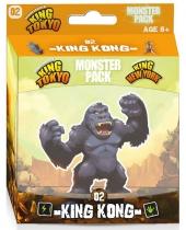 King of Tokyo - Monster Pack - King Kong