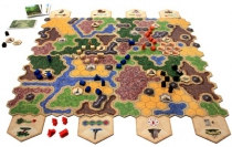 Kingdom Builder Crossroads materiel