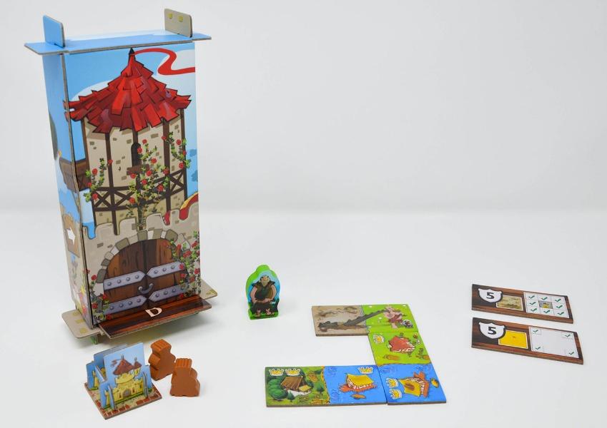 Kingdomino : Age of Giants