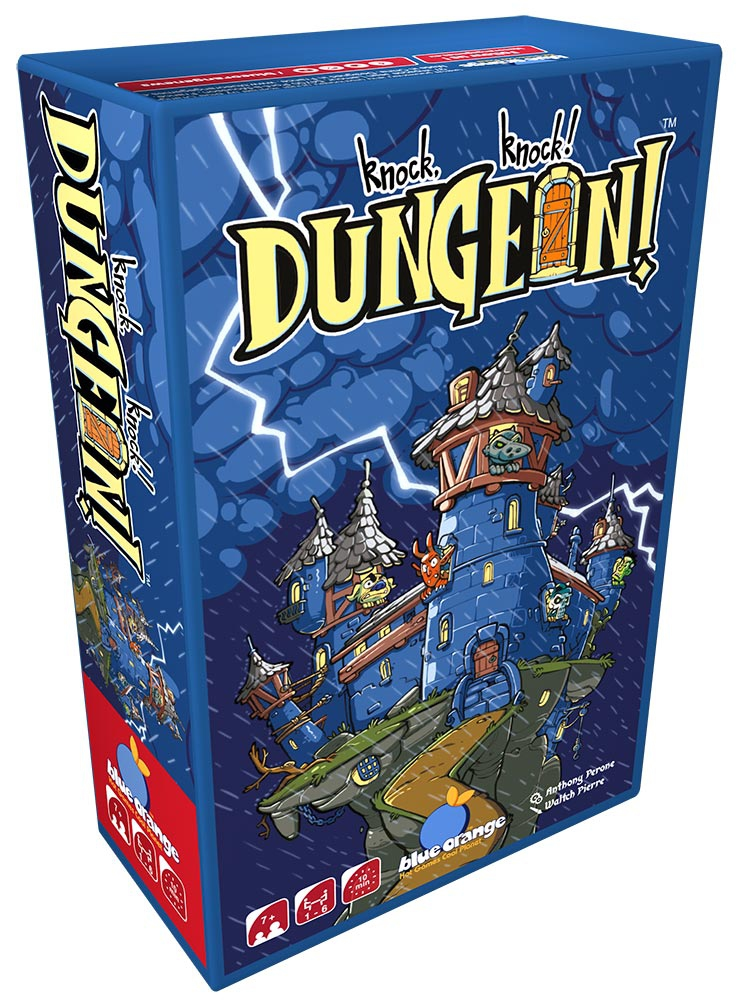Knock Knock Dungeon !