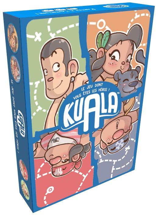 Kuala- Le jeu dont VOUS êtes LES héros
