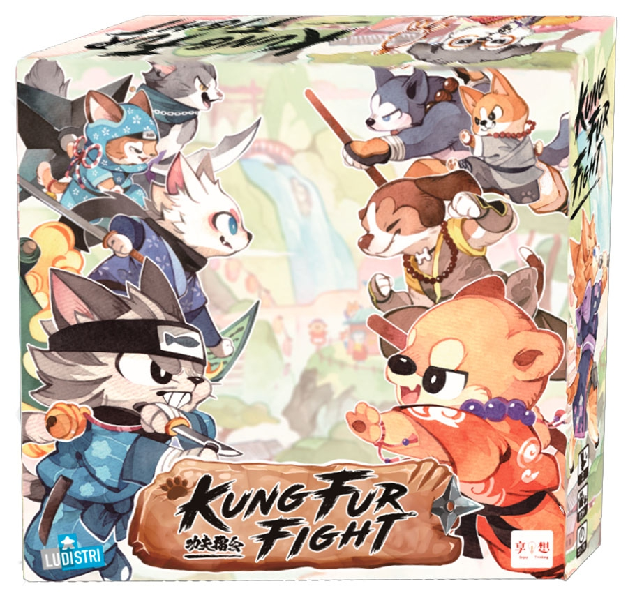 Kung Fur Fight
