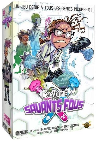 L\\\\\\\'Académie des Savants Fous