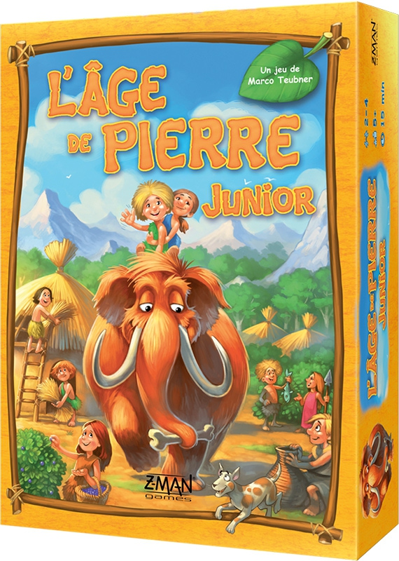 L\'Âge de Pierre Junior