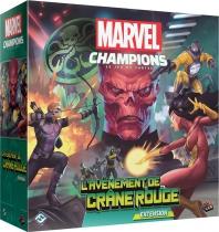 L\'Avènement de Crâne Rouge (Marvel Champions JCE)