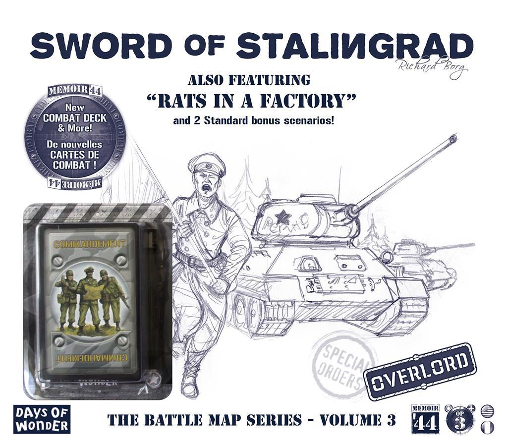 L\'Epée de Stalingrad (Ext. Mémoire 44)