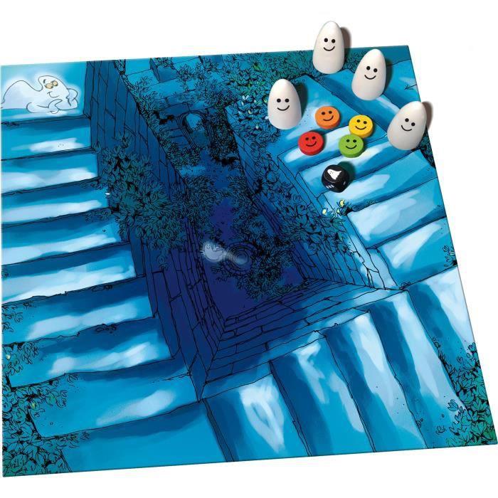 L\'Escalier Hanté