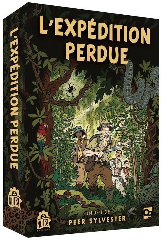 L\'expédition Perdue
