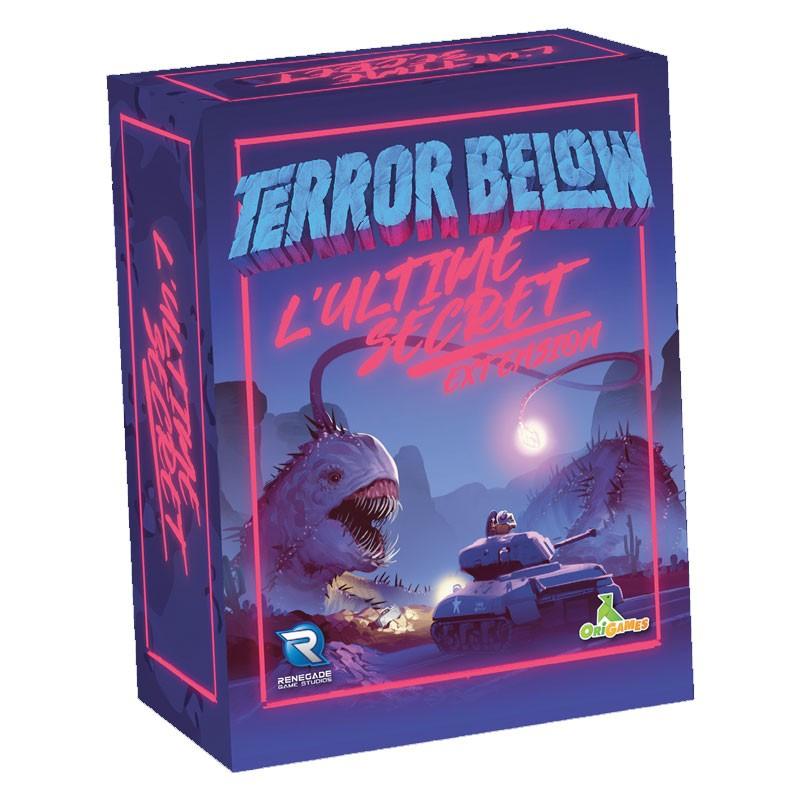 L\'Ultime Secret - Extension Terror Below
