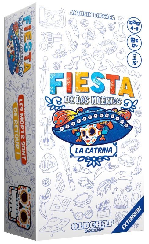 La Catrina - Fiesta de Los Muertos (Ext.)