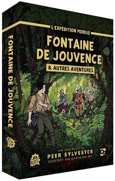 La Fontaine de Jouvence - Ext Expédition Perdue
