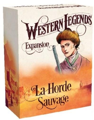 La Horde Sauvage - Western Legends (Extension)