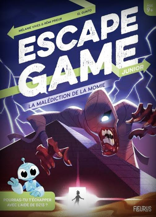 La Malédiction de la Momie - Escape Game Junior