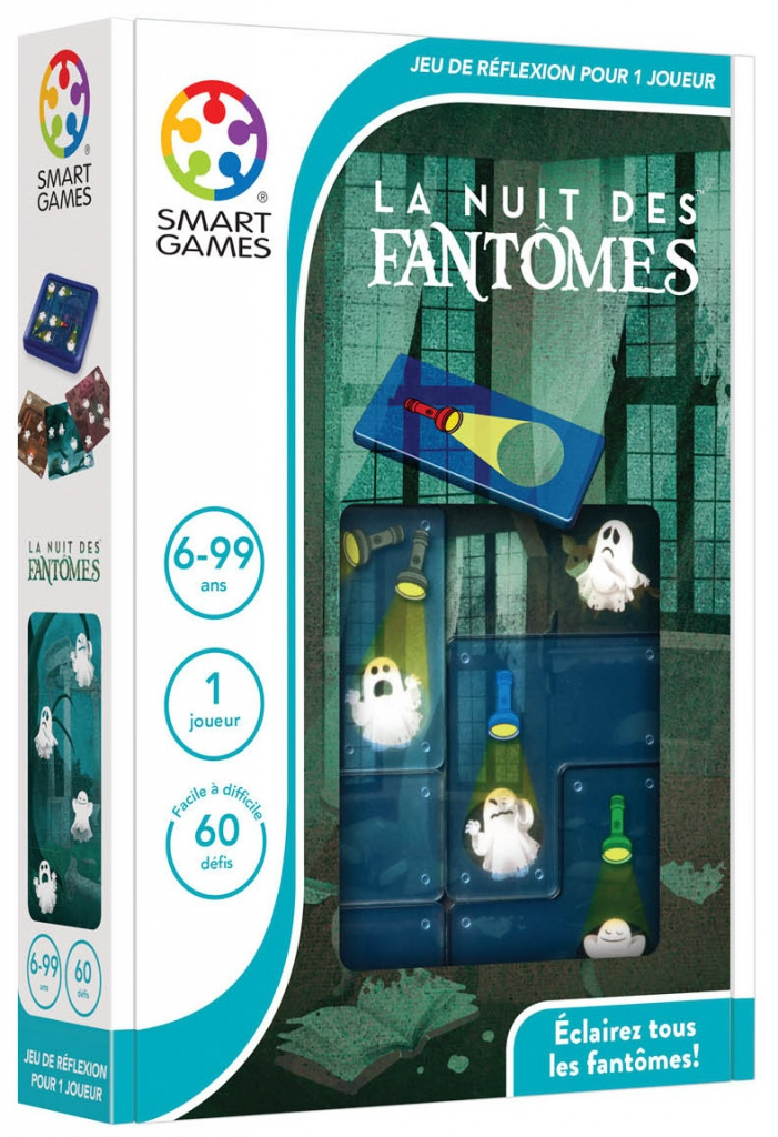 la nuit des fant mes jeu de soci t smart games boutique. Black Bedroom Furniture Sets. Home Design Ideas