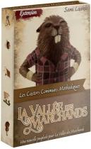 La Vallée des Marchands : Les Castors Communs Méthodiques