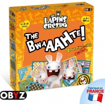 Lapins Crétins - The Bwaaahte !