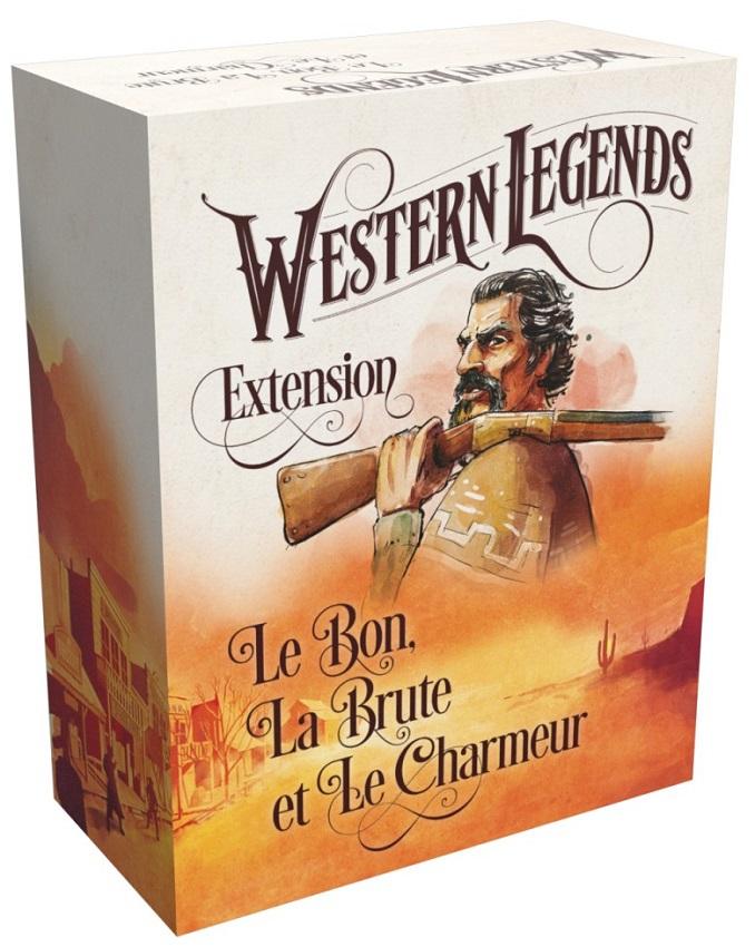 Boite de Le Bon, La Brute et Le Charmeur - Western Legends