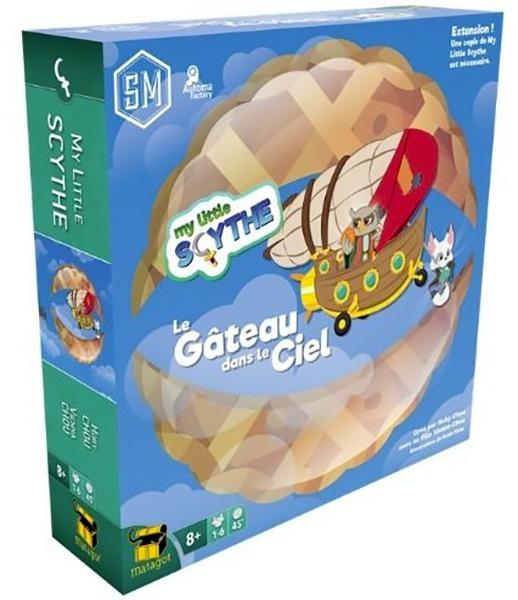 Le Gâteau dans le Ciel - My Little Scythe (Ext.)
