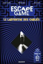 Le Labyrinthe des Oubliés - Escape Game Book