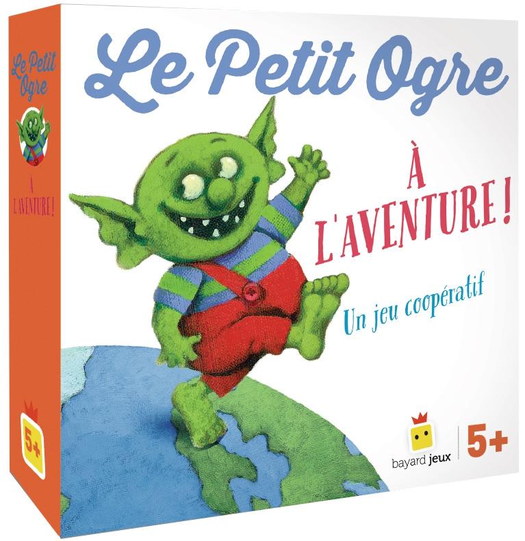 Le Petit Ogre à l\'Aventure