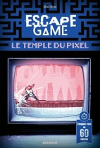 Le Temple du Pixel - Escape Game Book