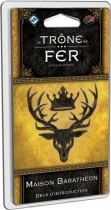 Le Trône de Fer JCE (Ed. 2) : Maison Baratheon (Deck d\\\'Introduction)