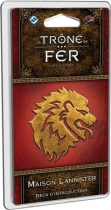 Le Trône de Fer JCE (Ed. 2) : Maison Lannister (Deck d\\\'Introduction)