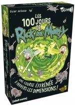 Les 100 jours de Rick and Morty