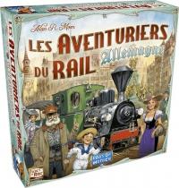 Les Aventuriers du Rail - Allemagne