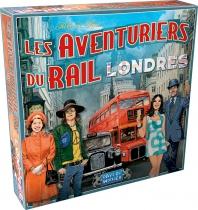 Les Aventuriers du Rail : Londres