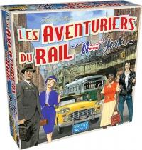 Les Aventuriers du Rail : New York