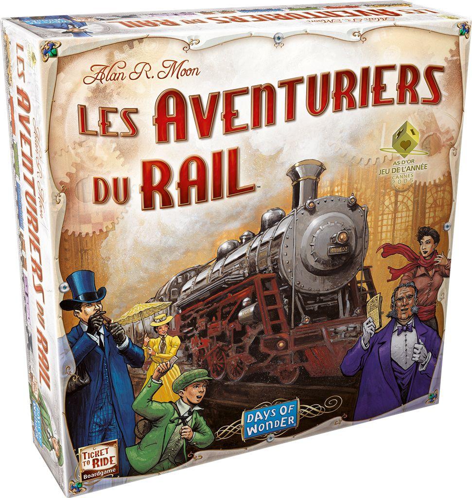 Les Aventuriers du Rail - USA