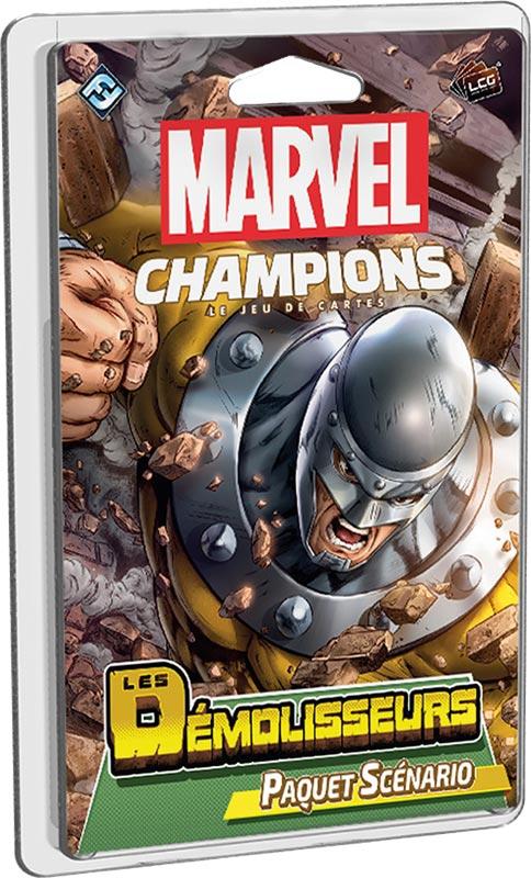 Les Démolisseurs (Marvel Champions JCE)