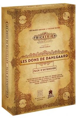 Les Dons de Dahlgaard - Trickerion (Ext.)