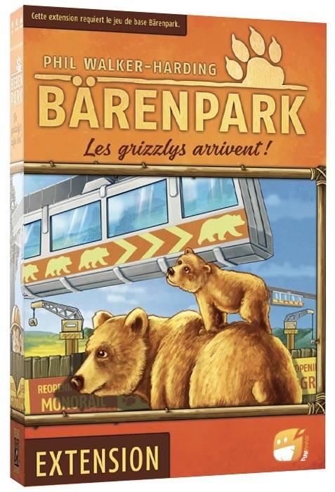 Les Grizzlys Arrivent ! - Ext Barenpark