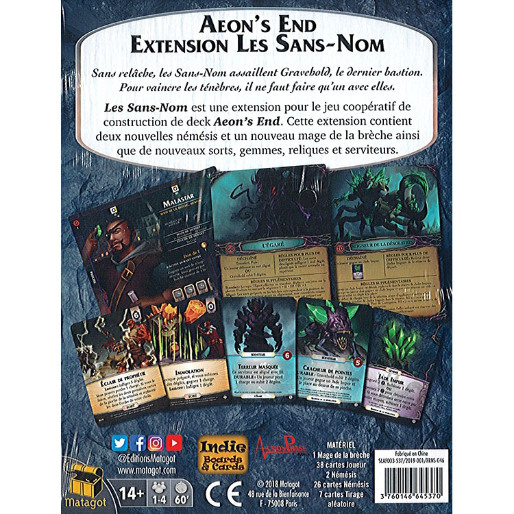 Les Sans Nom - Ext. Aeon\'s End