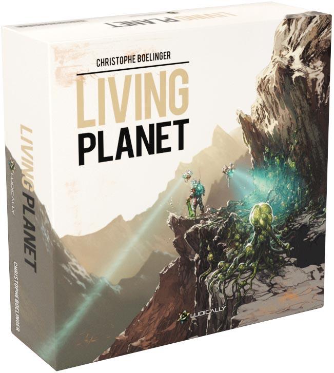 Boite de Living Planet