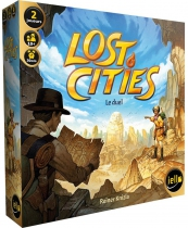 Lost Cities - Le Duel
