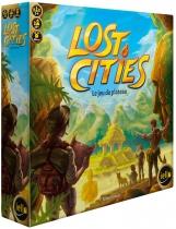 Lost Cities : Le Jeu de Plateau