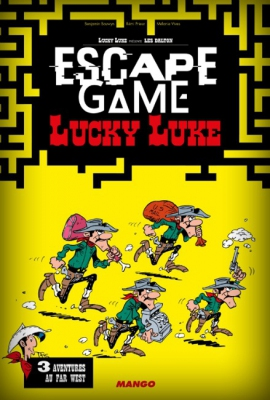 lucky luke livre escape game mango. Black Bedroom Furniture Sets. Home Design Ideas