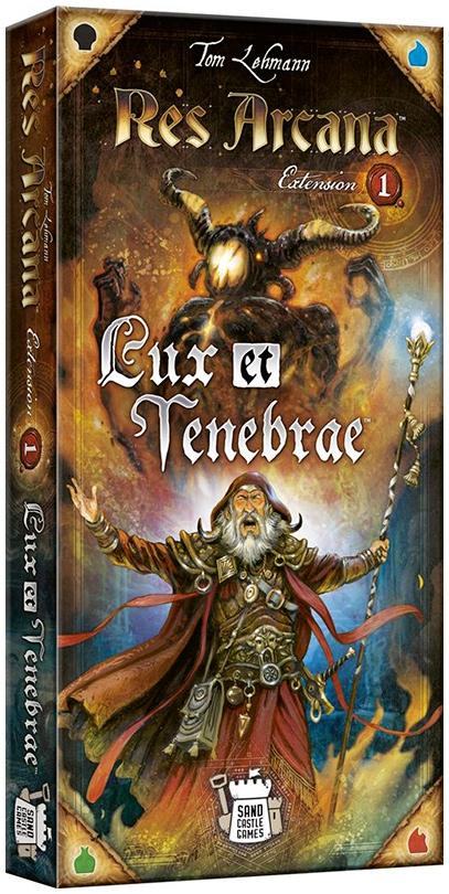 Lux et Tenebrae - Extension Res Arcana