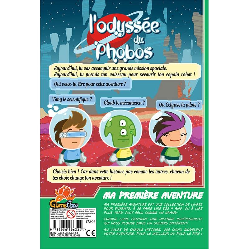 Ma 1ère Aventure: L\'Odyssée de Phobos